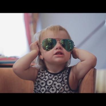 Свадебный клип | Светлана, Виктор и… Соня!